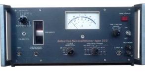Unipan 232В . Нановольтметр селективный.