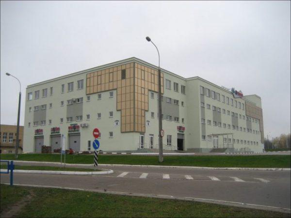 Фото здания с новым офисом ООО 'Приборостроительная компания'