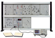 KL-900A Стенд «Основы телекоммуникационной техники»