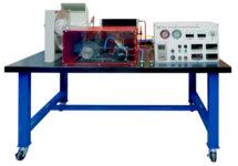 KR-270 стенд (автоматическая система кондиционир)