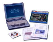 CIC-310 Учебная система для разработки ифровых схем с программируемой Логикой (вентильной матрицей)