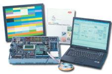 CIC-560 Многофункциональный учебный стенд для изучения программируемой вентильной матрицы
