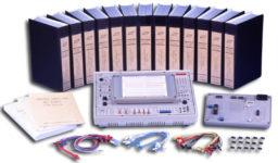 KL-300 Учебный стенд для изучения цифровых схем