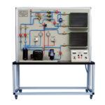 KR-115 Цикл охлаждения и теплонасосная система