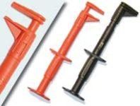 AS-4 Зажим для измерительных проводов