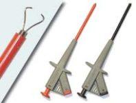 SKP 41 set Комплект зажимов для измерительных проводов